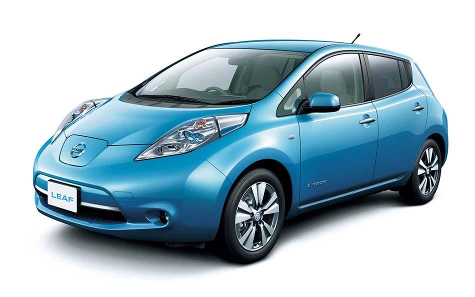Электромобили Nissan Leaf