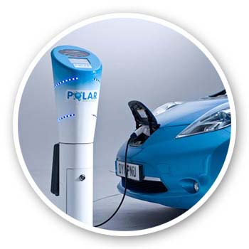 Бесплатная зарядка Nissan Leaf г. Харьков