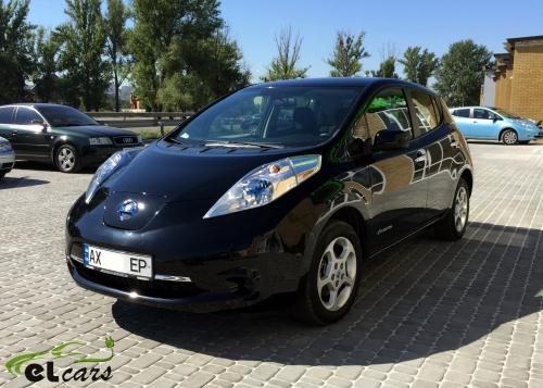 Nissan Leaf S+ 2013